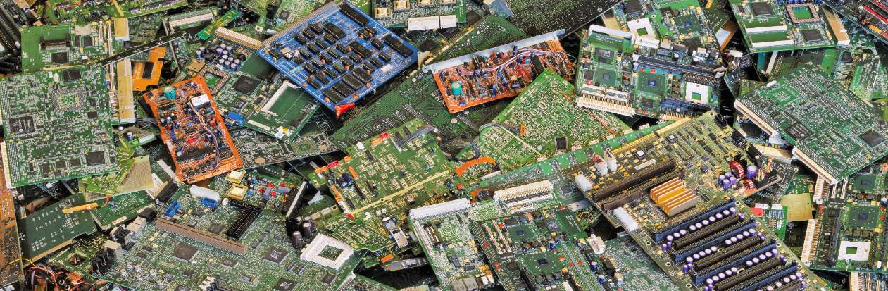 Chris Jordan, Circuit Boards #2, New Orleans, 2005